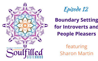 Ep 12: Boundaries for Introverts and People Pleasing