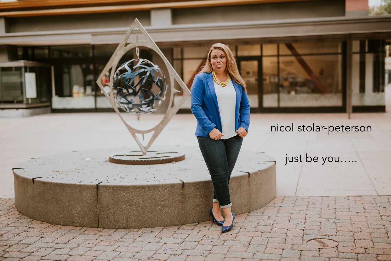 Nicol Stolar-Peterson is a LCSW, multi business owner, coach, and mompreneur