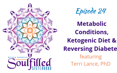 Ep 24: Reversing Diabetes, a Metabolic Condition, Non-Traditionally