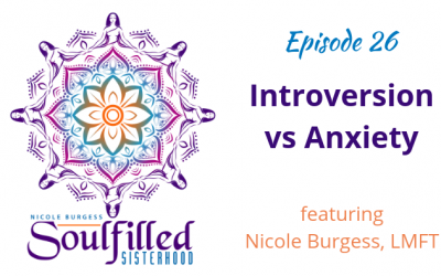 Ep 26: Introversion vs Anxiety