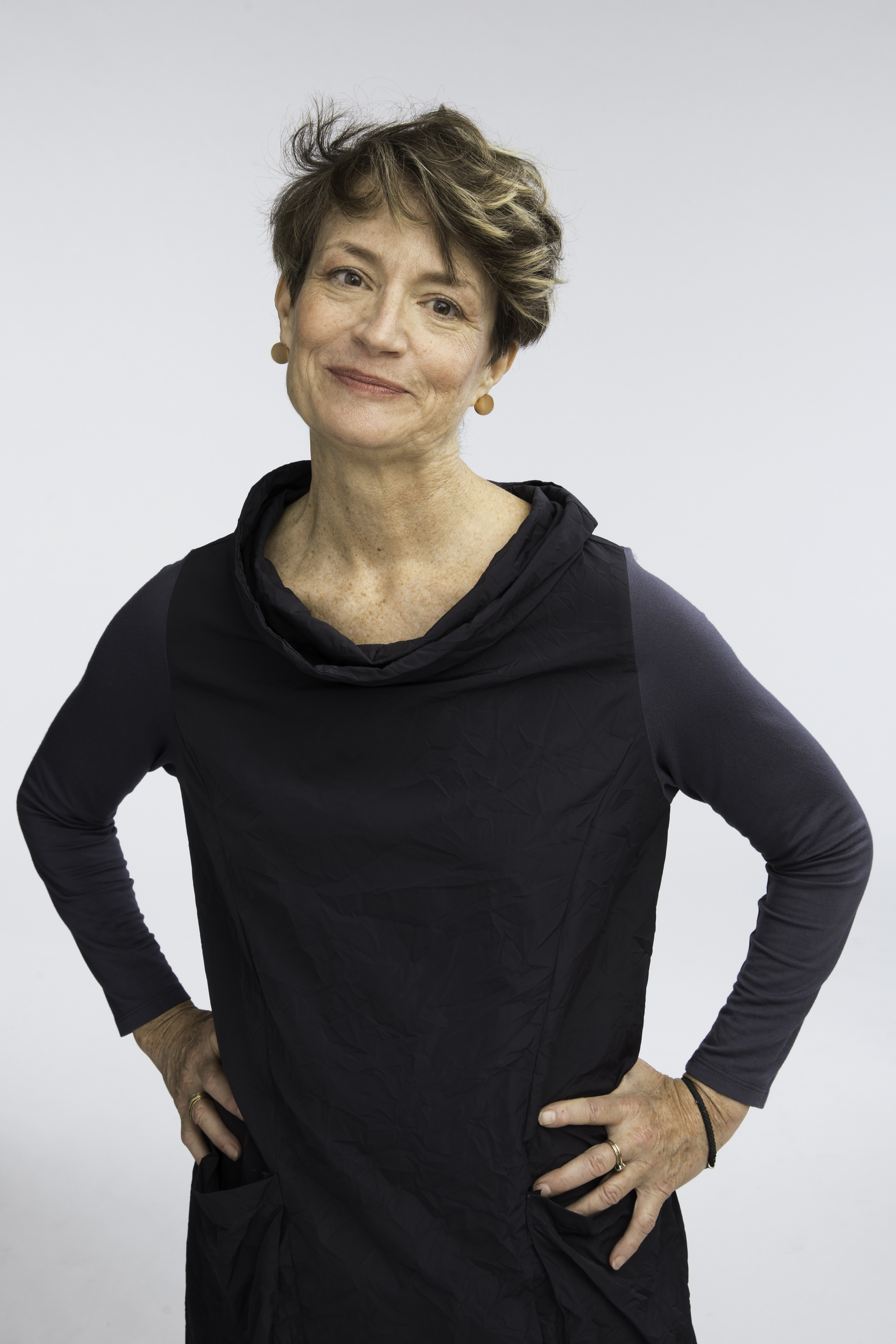 Ashton Applewhite, author of This Chair Rocks: A Manifesto Against Ageism