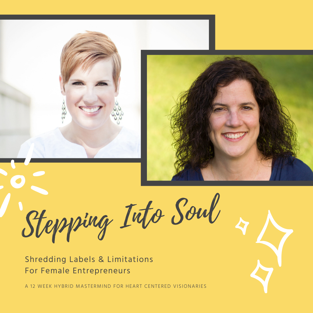 Stepping Into Soul:Shredding Labels and Limitations with Tamara Powell and Nicole Burgess
