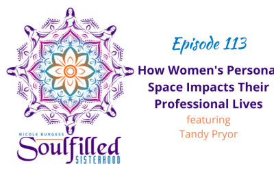 Ep 113: How Women's Personal Space Impacts Their Professional Lives
