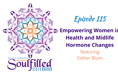 Ep 115: Empowering Women in Health and Midlife Hormone Changes