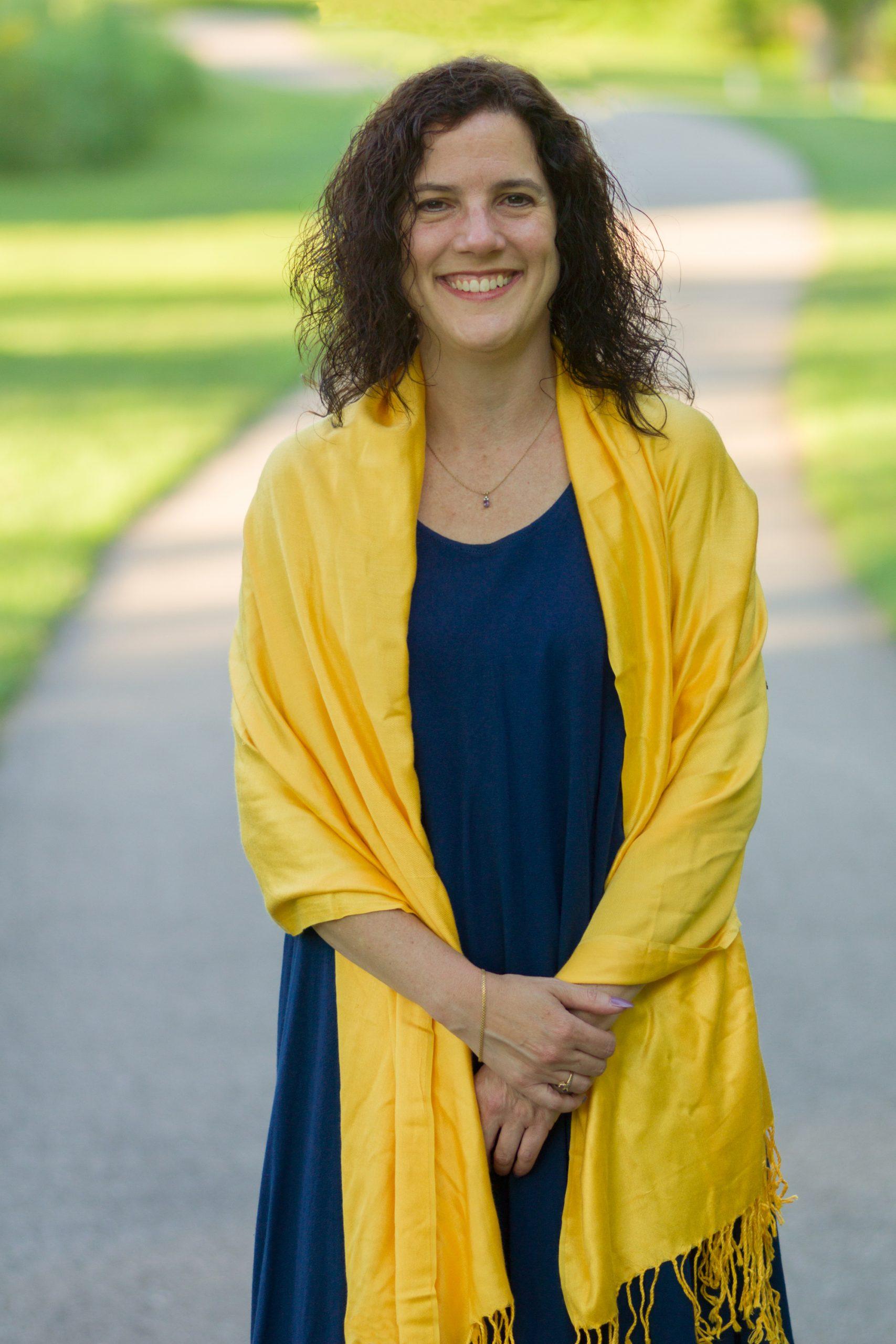 Nicole Burgess Soul-Led Leadership Coach for HSP Women Entrepreneurs
