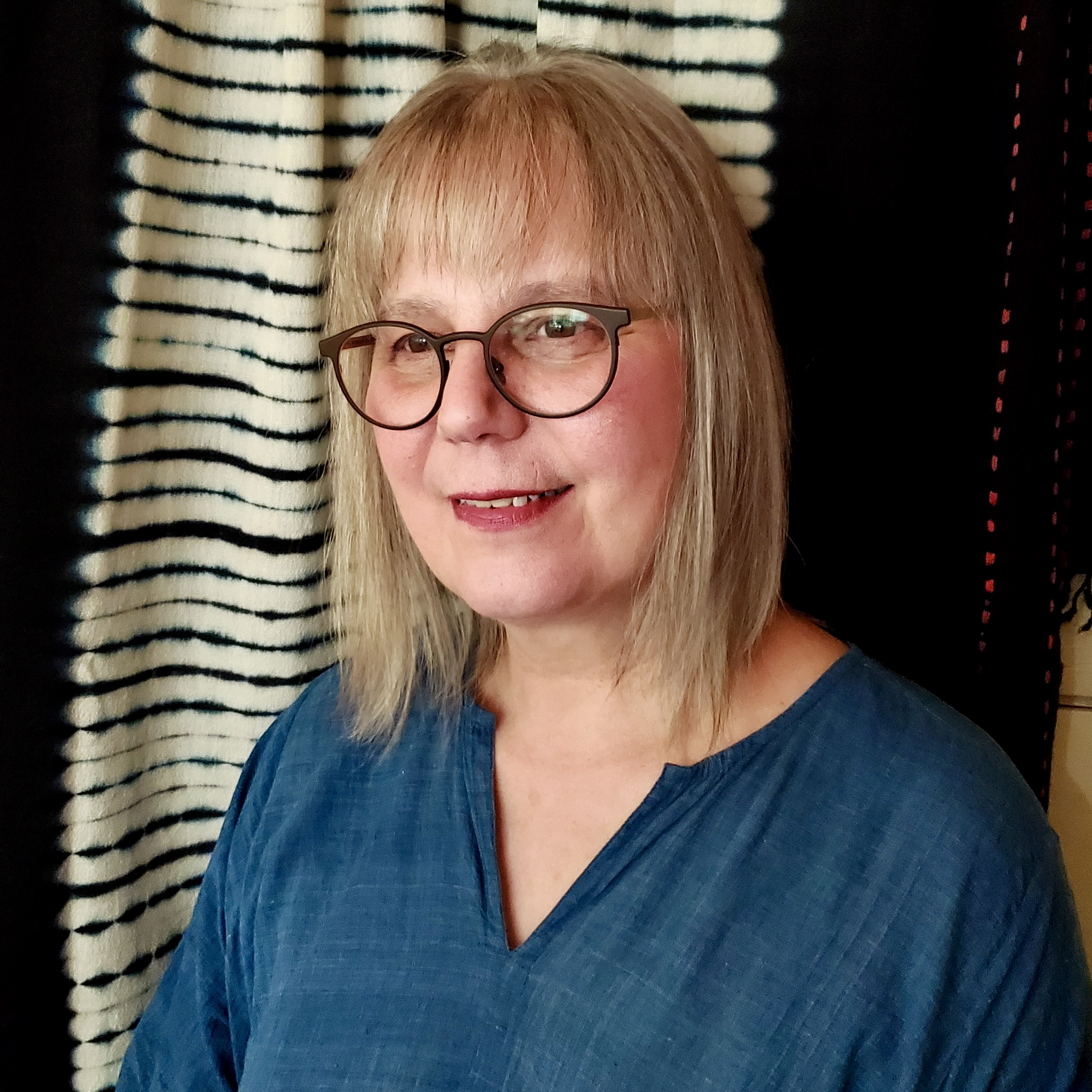 Jane Stafford-Weaving Teacher and Entrepreneur