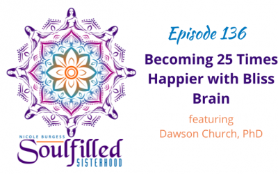 Ep 136: Becoming 25 Times Happier with Bliss Brain