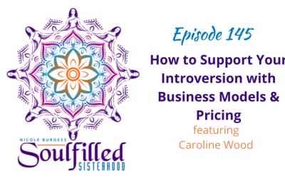Ep 145: How to Support Your Introversion with Business Systems and Pricing